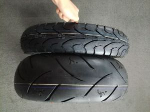 100/90-17 110/90-17 120/80-17 Motorcycle Tire Tyre Tube Tubeless pictures & photos