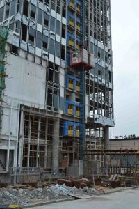 Construction Wire Rope Hoist Lift pictures & photos