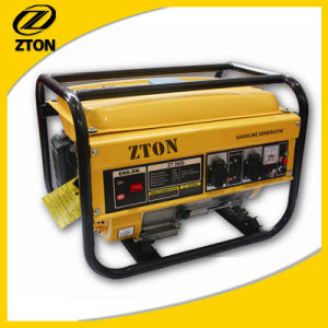 2kw Home Use Portable Gasoline Electric Generator pictures & photos