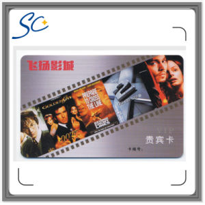 13.56MHz Colorful Printed RFID Contactless Smart PVC Card pictures & photos