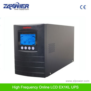 Pure Sine Wave High Frequency Online UPS (EX1kVA-EX3kVA) pictures & photos