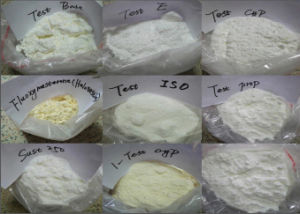 Injectable Steroid Powder Testosterone Enanthate 250mg /600mg for Fast Musle-Building pictures & photos