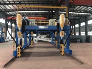 Cantilever Welding Machine for Steel Structure From China pictures & photos
