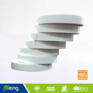 White Color Liner Paper Double Side Foam Tape pictures & photos
