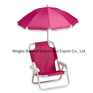 Summer Outdoor Vacation Leisure Umbrella with Clamp pictures & photos