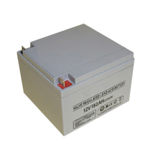 12V Gel Battery for Inverter 150ah pictures & photos