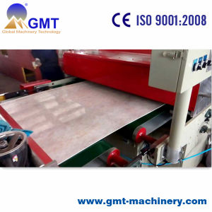 PVC Artificial Marble Sheet / Board Plastic Production Extruding Making Machine pictures & photos