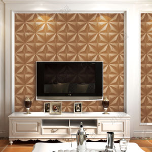 China Cheap Wall Paper Modern Design Interior Walls Decorative New Wallpaper pictures & photos