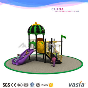2015 Vasiachildren Playground Equipment Outdoor for Cheap Sale pictures & photos