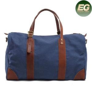 Fashion Canvas Men′s Bag Sports Duffel Handbags for Outside Trip Ga04 pictures & photos