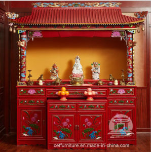 Buddha Furniture Niche Cabinet