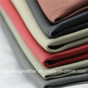 Abrasion Resistance PVC Synthetic Leather for Car Cover pictures & photos