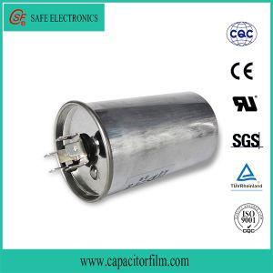 Compressor Capacitor Cbb65 Metallized Film Capacitor pictures & photos
