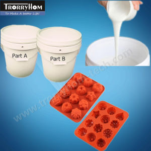 Silicone Rubber Safe for Food Candies pictures & photos