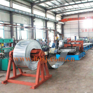Hot DIP Galvanized (HDG) Cable Management System Roll Forming Machine pictures & photos