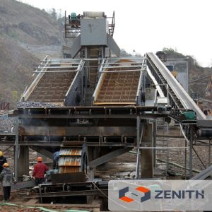 High Quality Mineral Machinery Fine Sand Vibrating Screen pictures & photos