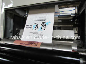 High Speed 2 Color Paper Cup Flexographic Printing Machine pictures & photos