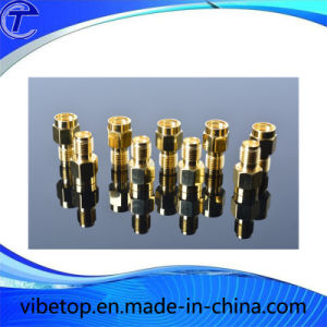 Customized Brass CNC Machinery Parts with OEM Service (BP-04) pictures & photos