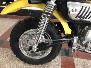 Zhenhua Monkey Motorcycle EEC Euro4 50cc 4strokes Elec pictures & photos