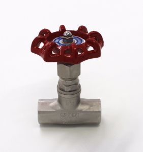 Stainlss Steel Globe Valve with Threaded End pictures & photos