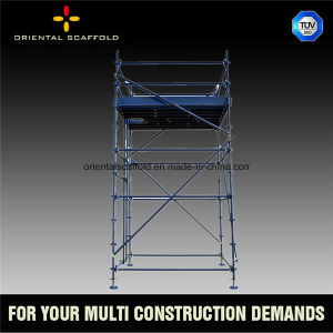 South Africa Widely Used Scaffolding Kwikstage pictures & photos