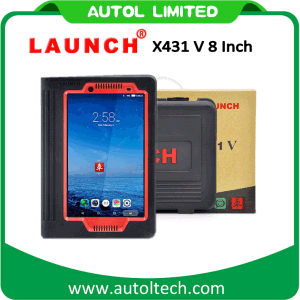 Universal Diagnostic Machine Latest Version Original Launch X431 V 8 Inch Update Via Launch Website X-431 5 8 Inch with Bluetooth/WiFi pictures & photos