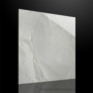 Gray Color Glossy Surface Stone Tile Porcelain Glazed Tile for Big Project pictures & photos