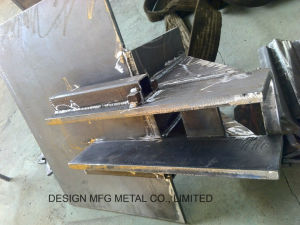 Welding Steel Part, Welded Metal Part, Welding pictures & photos