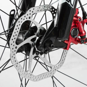 Hydraulic Aluminum Alloy Mountain Bicycle/Bike 26*17′′ pictures & photos