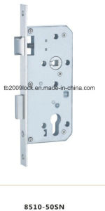 Stainless Steel Mortise Door Lock/Lock Body/Lock (8510-50SN) pictures & photos