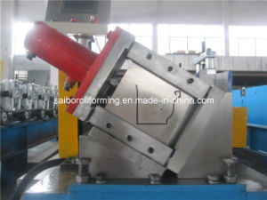 Gutter Roll Forming Machine (0.4-0.7mm) pictures & photos