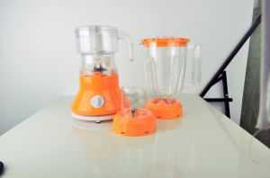 Home Appliance Electric Blender with Grinder and Meat Chopper pictures & photos