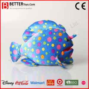 Stuffed Animals Deep Sea Fish Plush Toy pictures & photos