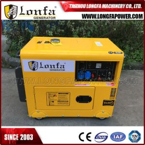 6.5kVA Silent Electric Power Diesel Engine Generator with CE Soncap pictures & photos