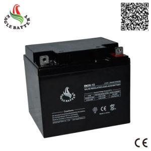 12V 38ah VRLA Lead Acid Battery for Solar Street Light pictures & photos