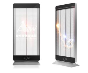 P7.8 Full Color Indoor Glass LED Display pictures & photos