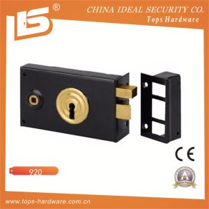 Key Rim Lock Horizontal with Follower - 920 pictures & photos