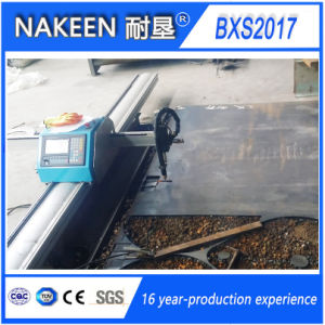 CNC Plasma Steel Cutter Bxs2015 for Metal