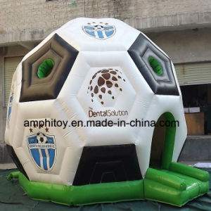 Football Theme Activity Bouncy Castle/Inflatable Bounce House