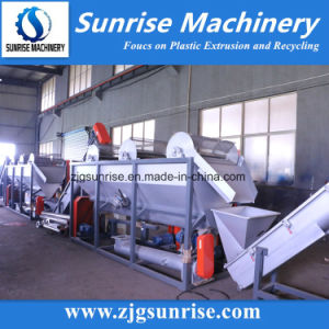 Waste PP PE Plastic Bag Recycling Machine pictures & photos