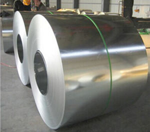 Dx51d+Z Dx52D-Dx53D+Z Galvanized Steel Coil for Household Appliances pictures & photos