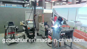 MIG Welding Machine/Semi-Automatic MIG Gas Shielded Welder pictures & photos