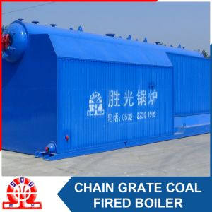 SZL Series Horizontal Hot Water Coal Fired Boiler pictures & photos