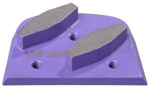 Lavina Type Ab Diamond Abrasive Metal Boned Polishing Pad for Floor Scraper pictures & photos