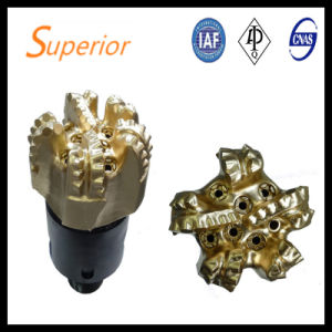 API New Diamond PDC Bits for Oil Gas Well Drilling pictures & photos