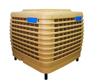 Industrial Evaporative Air Cooler with High Cooling Pad pictures & photos