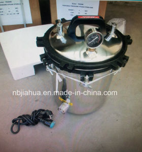 18L (Auto-control) Portable Type Stainless Pressure Autoclave 280CB pictures & photos