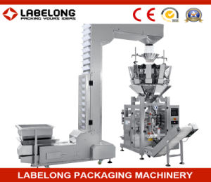 Automatic Vertical Puffed Food Packing Machine pictures & photos