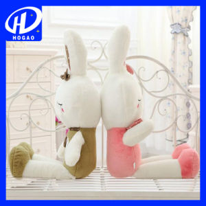 Cute Rabbit Plush Toy Doll Soft Pillow Stuffed Animal Toy Christmas Gift pictures & photos