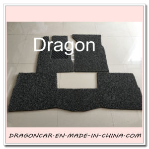 Pack of 3 Front & Rear, Driver & Passenger Seat Ridged Heavy Duty Plastic Floor Car Mats pictures & photos